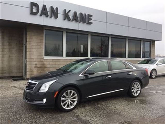 2016 cadillac xts luxury collection windsor ontario used car for sale 2691014. Black Bedroom Furniture Sets. Home Design Ideas