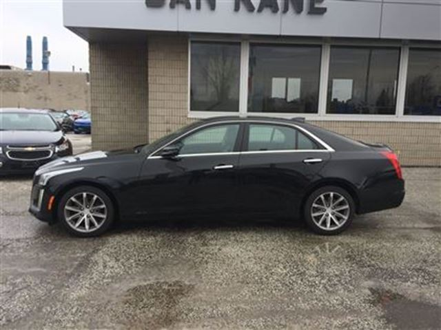 2016 cadillac cts luxury collection awd windsor ontario used car for sale 2691015. Black Bedroom Furniture Sets. Home Design Ideas