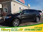 2013 Ford Edge Limited Fully Loaded, Certified Pre Owned in Tilbury, Ontario