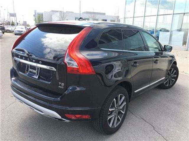 2016 Volvo XC60 T5 AWD SE Premier VOLVO CERTIFIED PRE-OWNED 0.9% O - Mississauga, Ontario Used ...