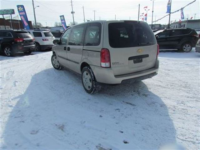 2008 chevrolet uplander ls contact for price london ontario used car for sale 2691054. Black Bedroom Furniture Sets. Home Design Ideas