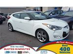 2012 Hyundai Veloster Tech   NAV   ROOF   CAM   ONE OWNER in London, Ontario