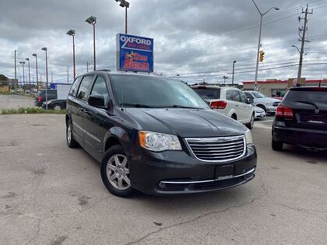2011 Chrysler Town and Country Touring   DVD   ROOF   STOW-N-GO in London, Ontario