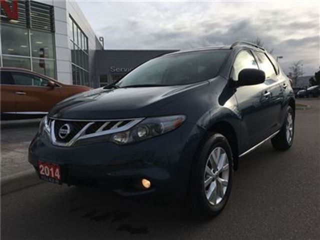 2014 nissan murano sv awd clean history low rates markham ontario used car for sale 2691040. Black Bedroom Furniture Sets. Home Design Ideas