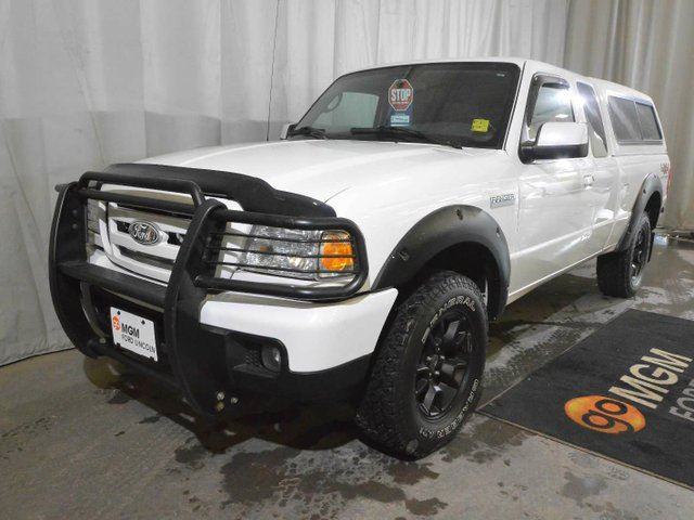 2007 ford ranger fx4 level ii red deer alberta used car for sale 2690793. Black Bedroom Furniture Sets. Home Design Ideas