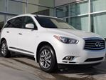 2014 Infiniti QX60 DRIVER ASSIST/BLIND SPOT/AROUND VIEW MONITOR/HEATED SEATS/NAVIGATION in Edmonton, Alberta