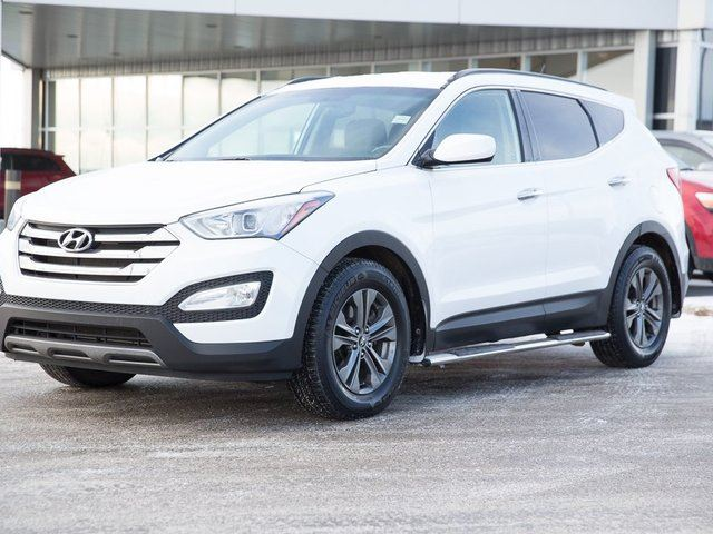 2013 hyundai santa fe 2 4 luxury red deer county alberta used car. Black Bedroom Furniture Sets. Home Design Ideas