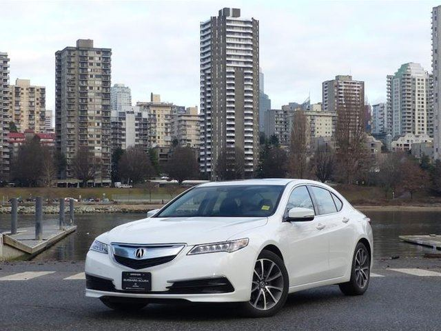 2015 acura tlx 3 5l sh awd w tech pkg vancouver british. Black Bedroom Furniture Sets. Home Design Ideas