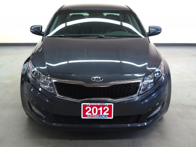 2012 kia optima ex leather north york ontario used car. Black Bedroom Furniture Sets. Home Design Ideas