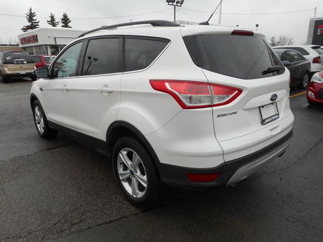 2014 ford escape se 4wd navi ecoboost oakville. Black Bedroom Furniture Sets. Home Design Ideas