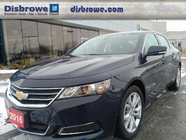 2016 chevrolet impala lt st thomas ontario used car for sale 2691246. Black Bedroom Furniture Sets. Home Design Ideas