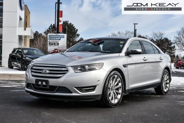 2016 ford taurus limited ottawa ontario used car for sale 2690690. Black Bedroom Furniture Sets. Home Design Ideas