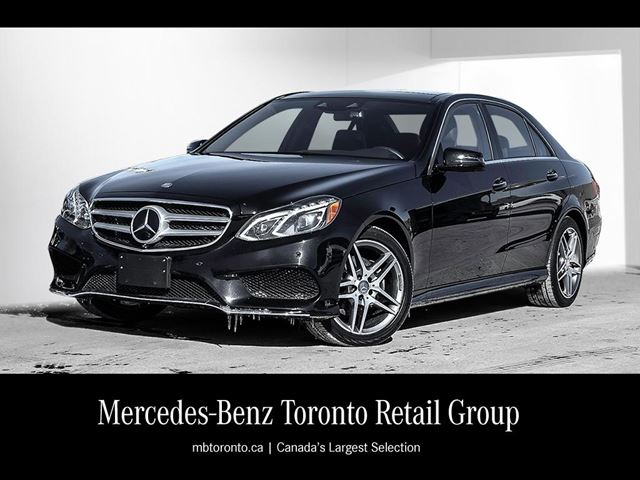 2016 mercedes benz e400 4matic sedan markham ontario used car for sale 2690972. Black Bedroom Furniture Sets. Home Design Ideas