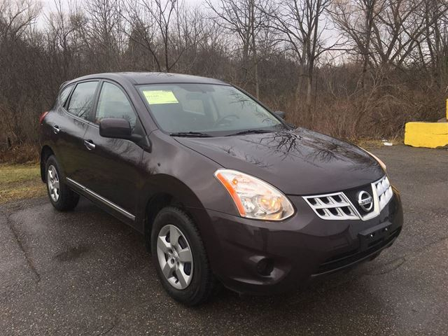 2012 nissan rogue s cayuga ontario used car for sale. Black Bedroom Furniture Sets. Home Design Ideas