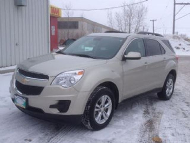 2015 chevrolet equinox 4d utility awd 1lt mississauga ontario used car for sale 2691276. Black Bedroom Furniture Sets. Home Design Ideas
