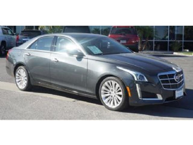 2014 Cadillac CTS 3.6L Luxury AWD in Mississauga, Ontario