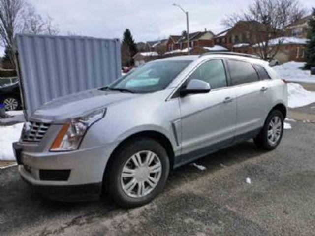 2015 cadillac srx fwd w remote start mississauga ontario car for sale 2691275. Black Bedroom Furniture Sets. Home Design Ideas
