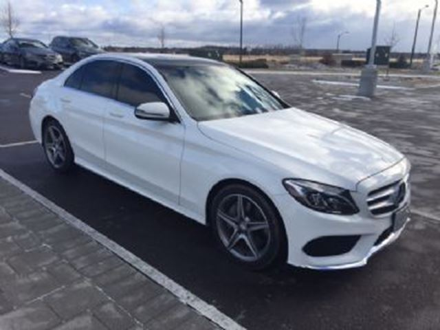 2016 mercedes benz c class c300 4matic sedan white lease for 2016 mercedes benz c class c300 4matic