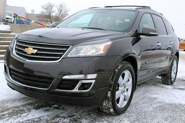 2016 chevrolet traverse lt regina saskatchewan car for. Black Bedroom Furniture Sets. Home Design Ideas