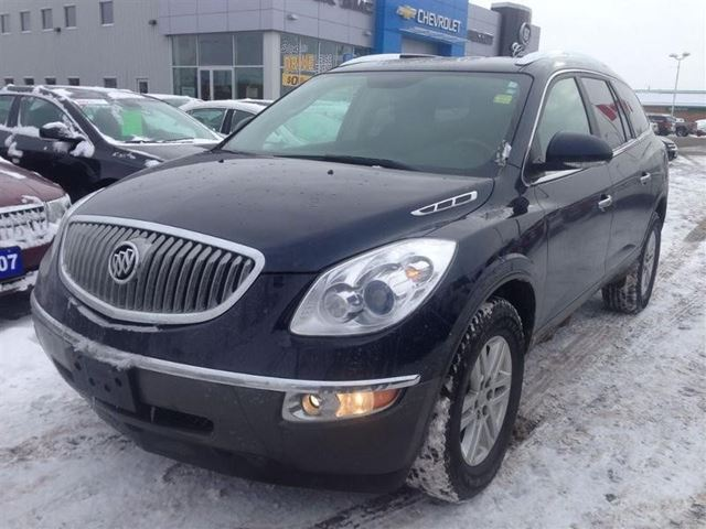 2009 buick enclave cx cambridge ontario used car for sale 2691097. Black Bedroom Furniture Sets. Home Design Ideas