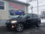 2012 BMW X5 xDrive 50i, M/SPORT PKG, NAVI, BACKUP CAM, PANO ROOF, ACCIDENT FREE! $0 DOWN $317 BI-WEEKLY! in Ottawa, Ontario