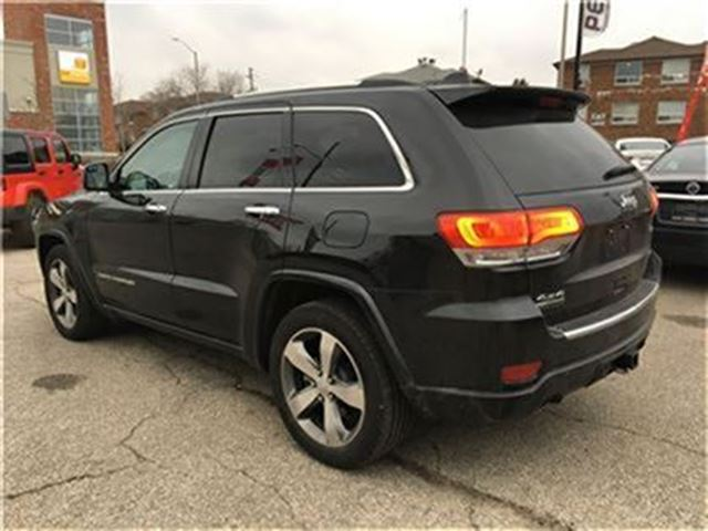 2014 jeep grand cherokee overland diesel low klms in mississauga. Cars Review. Best American Auto & Cars Review