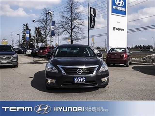 2015 nissan altima sedan 2 5 sl cvt brampton ontario used car for sale 2691947. Black Bedroom Furniture Sets. Home Design Ideas