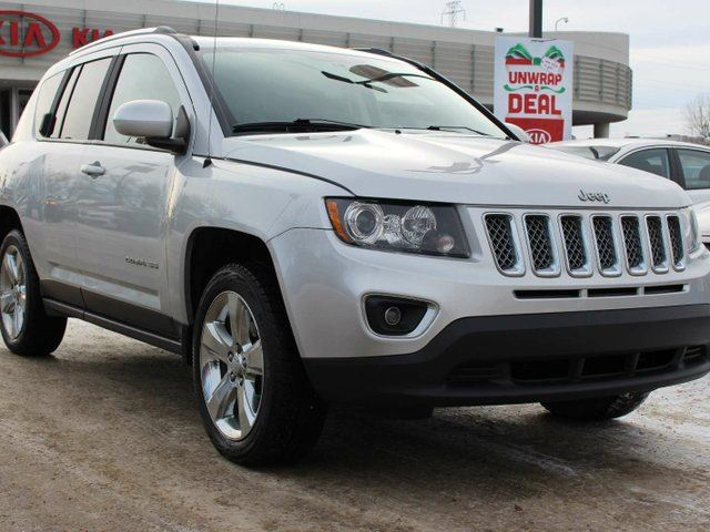 2014 jeep compass limited silver southtown kia. Cars Review. Best American Auto & Cars Review