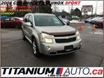 2008 Chevrolet Equinox Sport+AWD+Sunroof+Heated Leather Seats+XM+NewTires in London, Ontario