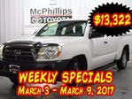 2010 Toyota Tacoma 4dr 4x2 Access Cab in Winnipeg, Manitoba