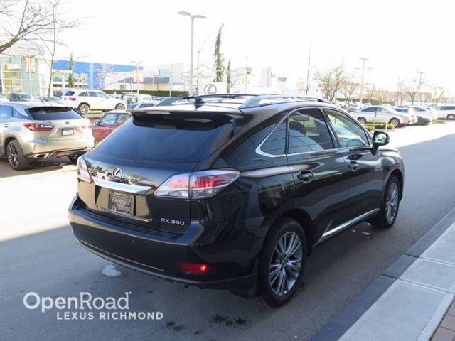 2014 lexus rx 350 touring package awd richmond british columbia used car for sale 2691722. Black Bedroom Furniture Sets. Home Design Ideas