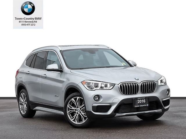 2016 bmw x1 xdrive28i markham ontario used car for sale 2691963. Black Bedroom Furniture Sets. Home Design Ideas