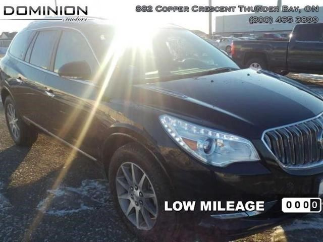 2016 buick enclave leather dominion motors ltd Dominion motors thunder bay