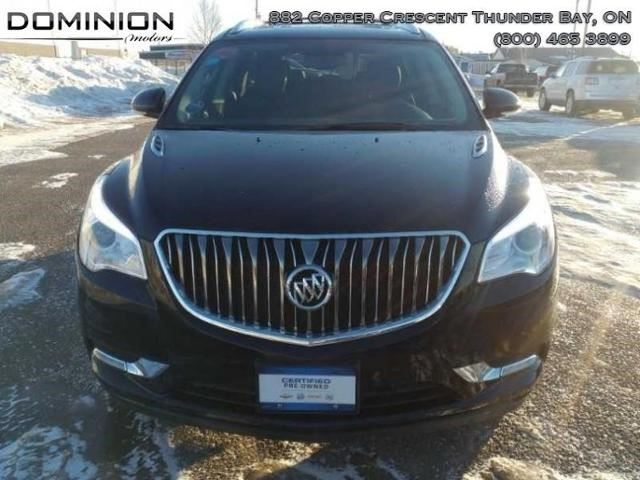 2016 buick enclave leather thunder bay ontario used car. Black Bedroom Furniture Sets. Home Design Ideas