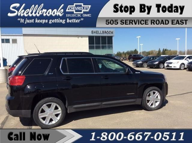 2012 GMC Terrain SLT-1 in Shellbrook, Saskatchewan