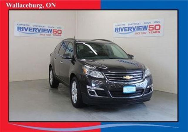 2016 Chevrolet Traverse LT in Wallaceburg, Ontario