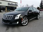 2013 Cadillac XTS Luxury Collection-navigation-sunroof in Belleville, Ontario