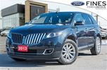 2013 Lincoln MKX LEATHER, SUNROOF, NAVIGATION, THX, AWD in Bolton, Ontario