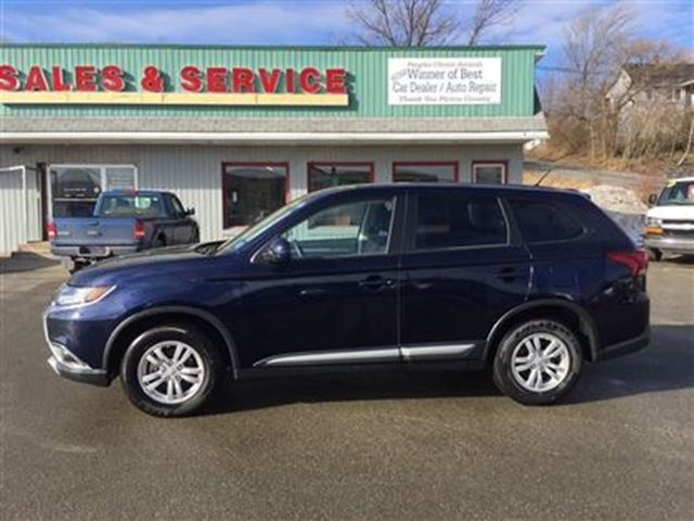 2016 MITSUBISHI OUTLANDER ES/AWD in New Glasgow, Nova Scotia