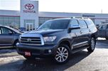 2015 Toyota Sequoia Limited in Georgetown, Ontario