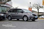 2015 Toyota Sienna 7-Pass Mini Van w/ Back Up Cam, Bluetooth Conne in Richmond, British Columbia