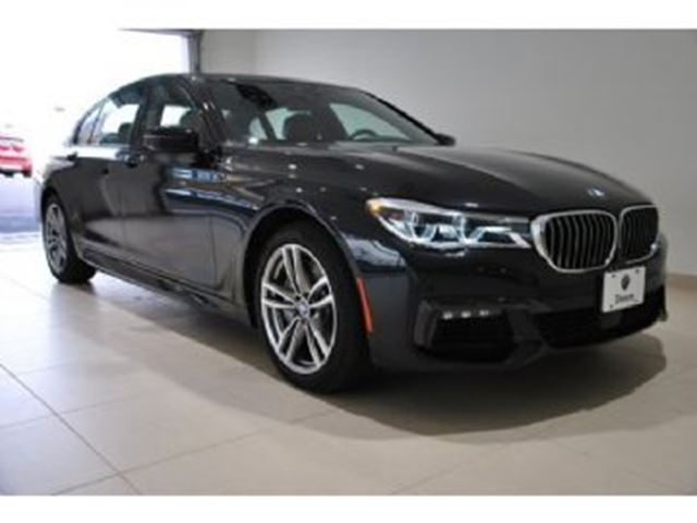 2016 bmw 7 series 750 xi mississauga ontario used car. Black Bedroom Furniture Sets. Home Design Ideas
