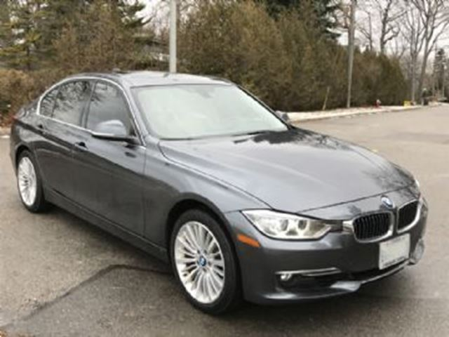 2014 bmw 3 series 328i xdrive awd luxury line w navigation mississauga ontario car for sale. Black Bedroom Furniture Sets. Home Design Ideas