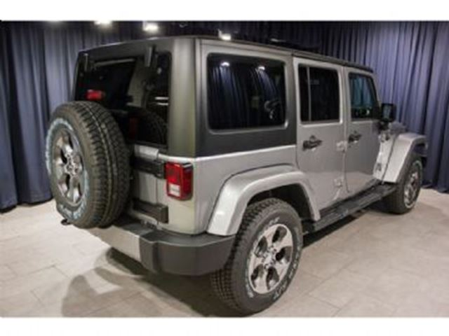 2016 jeep wrangler unlimited wrangler sahara unlimited 4 door 4x4 hard soft roofs silver. Black Bedroom Furniture Sets. Home Design Ideas