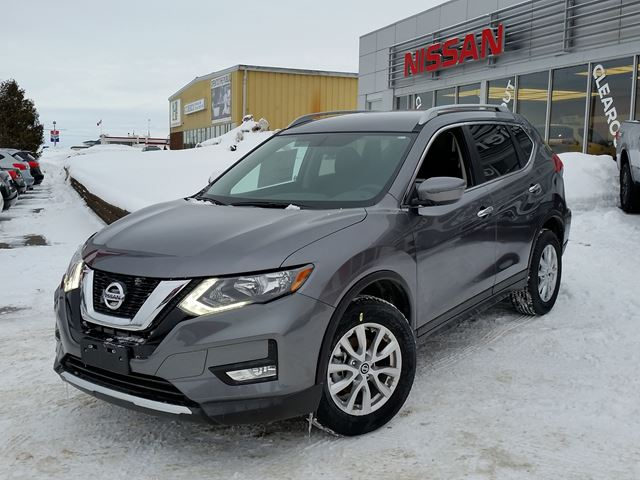2017 nissan rogue sv orillia ontario car for sale 2692609. Black Bedroom Furniture Sets. Home Design Ideas