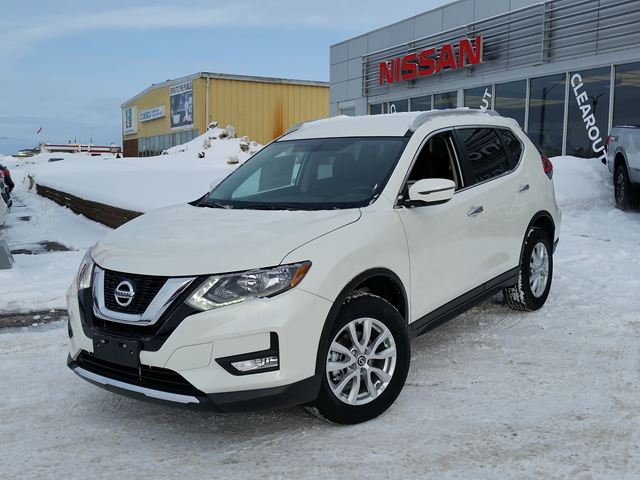 2017 nissan rogue sv white experience nissan new car. Black Bedroom Furniture Sets. Home Design Ideas