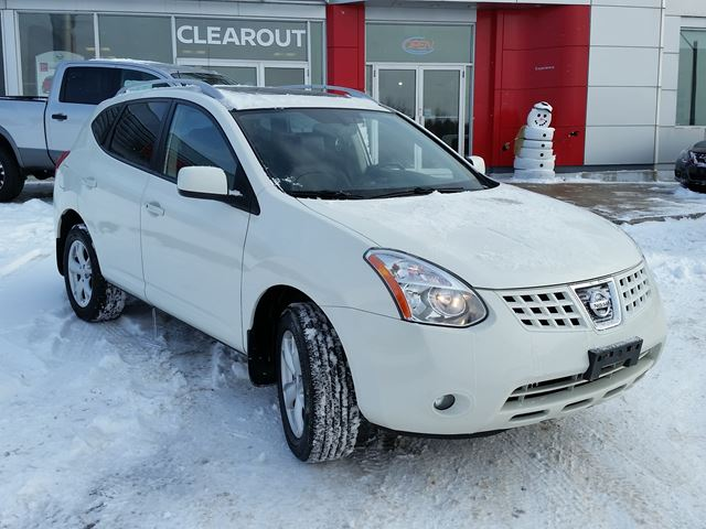 2009 nissan rogue sl orillia ontario used car for sale. Black Bedroom Furniture Sets. Home Design Ideas