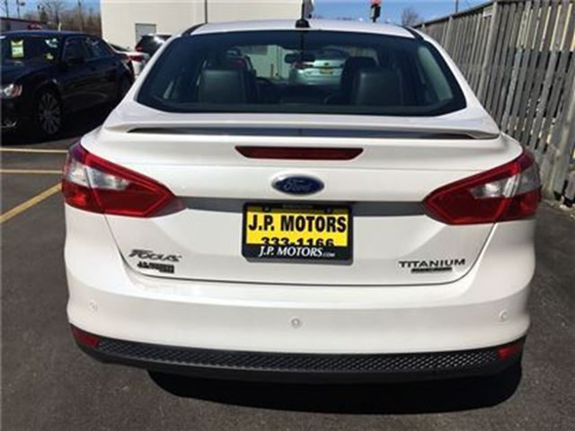 used 2014 ford focus 2 00 titanium  nav  heated seats 2014 Ford Focus Body Kit 2014 Ford Focus Sports Package