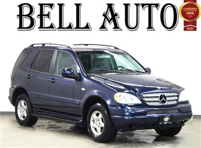 2000 mercedes benz m class ml320 all service up to date for 2000 mercedes benz m class