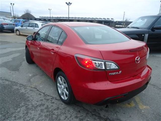 2011 Mazda Mazda3 Gx Auto Alloy S Cambridge